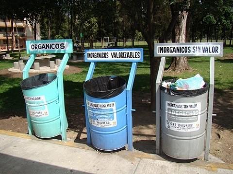 Residuos, reciclaje y ciudadanía.