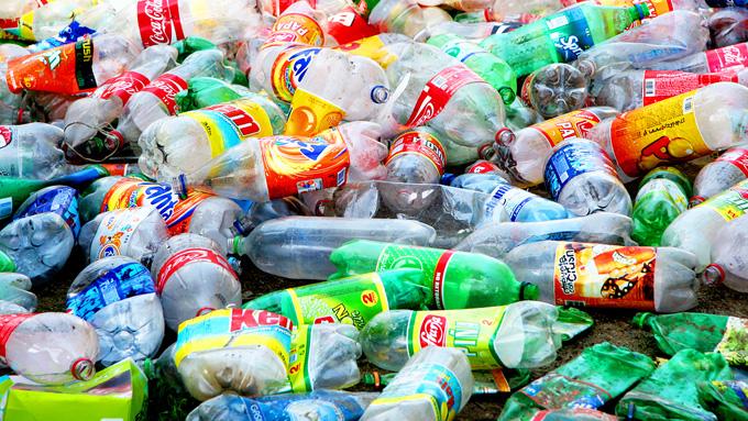 Plásticos para reciclaje