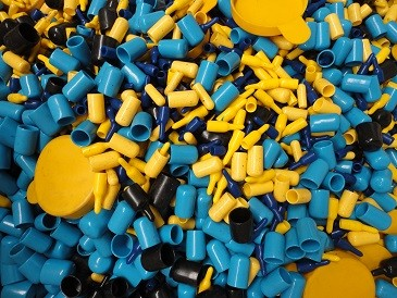 Plástico post-industrial