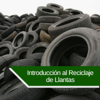 curso Introducción al reciclaje de llantas
